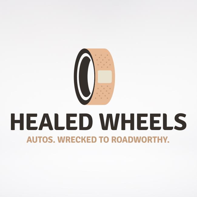Healed Wheels Logo