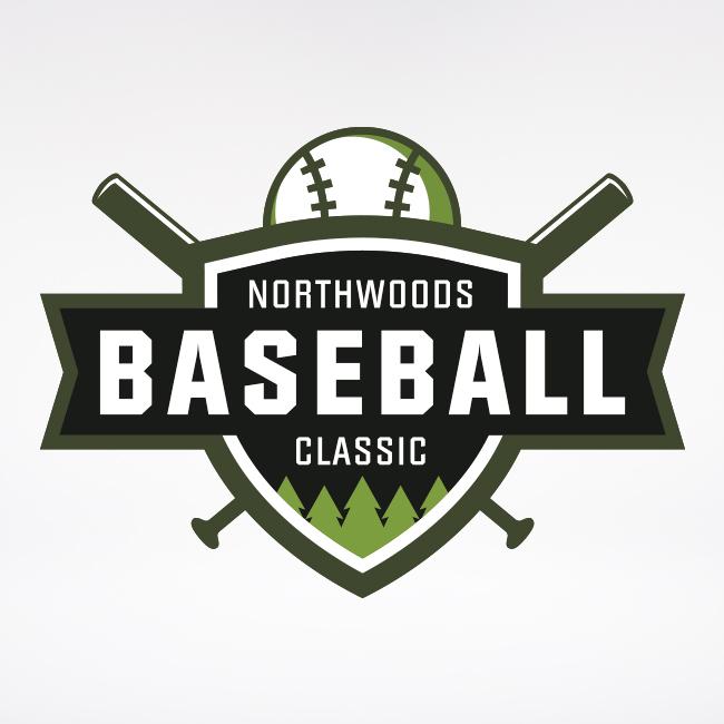 Northwoods Baseball Classic Logo