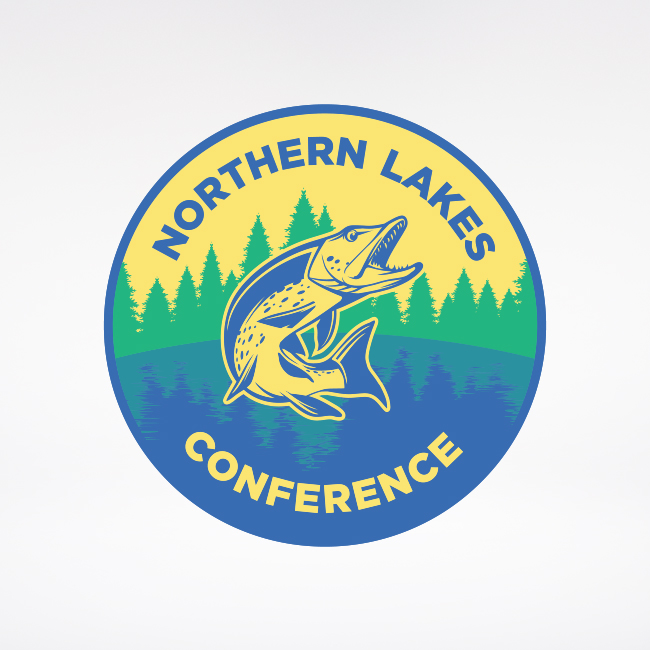 Northern Lakes Conference Logo
